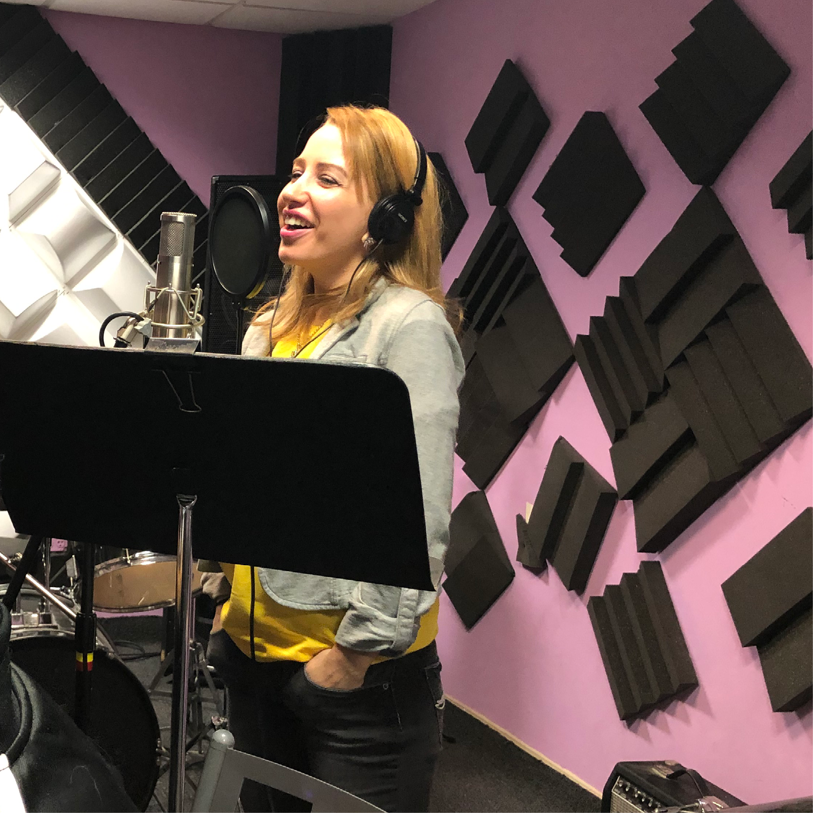 AtW Theme song recording: Kate Eppers