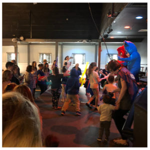 Kids Brunch – Breakaway – April '19