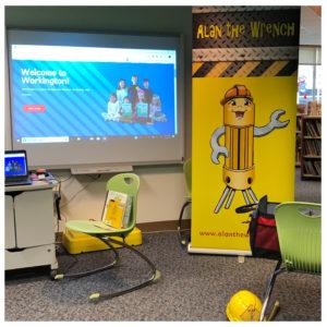 Huckleberry School – Lynnfield visit