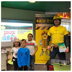 Huckleberry School – Lynnfield visit